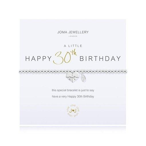 A LITTLE HAPPY 30TH BIRTHDAY