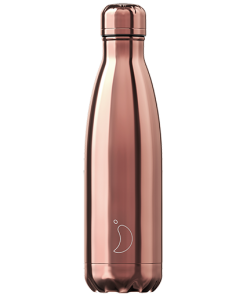 Rose Gold Chilly's Bottle