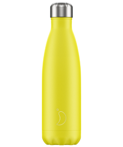 Neon Yellow 500ml Chilly's Bottle